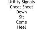 Utility Signals Cheat Sheet