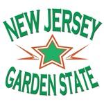 NEW JERSEY - Garden State