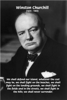 Notorious Quotes: Winston Churchill World War 2
