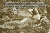 Anais Nin Sensuality Women Nature: Female Erotica