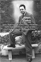 Albert Camus Philosophy of Friendship Quote