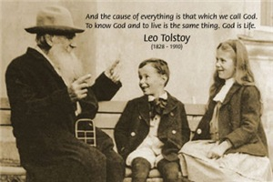 Leo Tolstoy: God Metaphysics Quotes