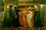 Dante's Dream by Rossetti