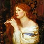 Aurelia by Rossetti