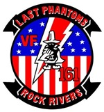 VF-161 Chargers Last Phantoms