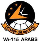 VA-115 Arabs