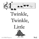 Twinkle Twinkle Little Crow