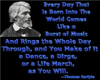 Thomas Carlyle--'Every Day'