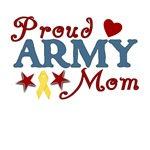 Proud Army Mom Collage