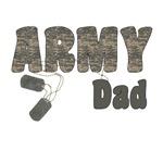 Army Dad (tags)