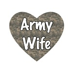Army Wife ACU Heart