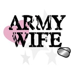 Army Wife (distressed)