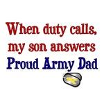 When Duty Calls - Dad