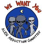 Alien Abduction Committee