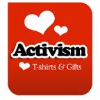 I Love Activism T-shirts & I Heart Activism T-shir