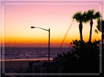 Coastal Tropical Landscape Dawn of a New Day II