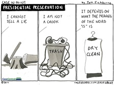 2/21/2011 - Presidential Preservation
