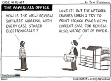 11/07/2011 -The Paperless Office