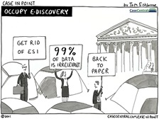11/21/2011 -Occupy eDiscovery