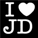 I Heart J.D.