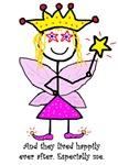 Fairy Princessitude! Happy me!