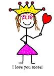 Princessitude! Love