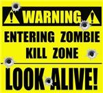 Warning: Zombie Kill Zone