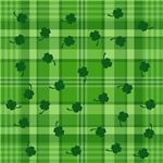 Four Leaf Clover Plaid