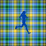 Runners Plaid female