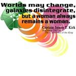 StarTrek Kirk Quote