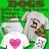 Dogs!!  Gifts for Dogs and Their Owners