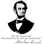 Abraham Lincoln REVOLUTION Quote