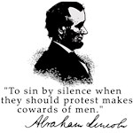LINCOLN To Sin by Silence Quote