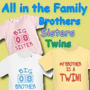 It's All in the Family! Brothers, Sisters