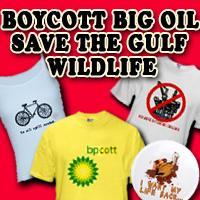 BP Oil Spill, Gulf Oil, Boycott BP,  Pelicans