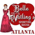 Belle Watling's from Gone With the Wind