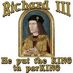 King Richard III Humor
