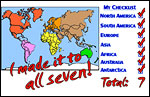 All 7 Continents!