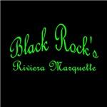 Lime Font Black Rock's Riviera Marquette