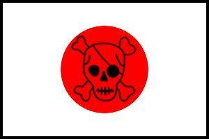 I (Pirate) Japan