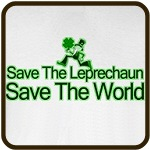Save The Leprechaun Save The World
