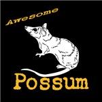 Dark Awesome Possum