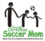 I'm a Christian Soccer Mom