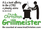 I'm a Christian Grillmeister (verse)
