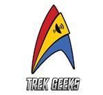 Trek Geeks Emblem (Left Side)