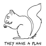 Squirrels: They Have A Plan (Outline)