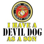 Marine Devil Dog