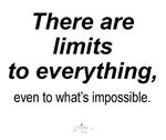 Limits ,,, Impossible