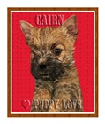 Cairn Terrier Puppy Love Designs