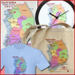 South Korea Mini-map gifts